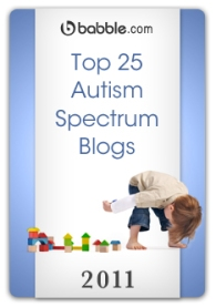 Top 25 Autism Blogs from Babble